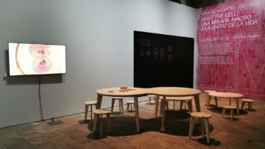 Barcelona Producció 2021-2022, Teresa Rubio, What the cell!, exposició, art contemporani