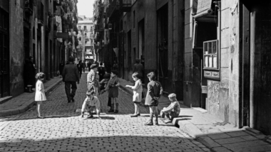 Raval, II República, Barcelona Fotògrafes, Margaret Michaelis