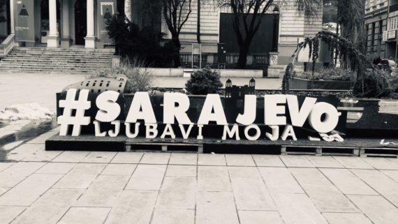 Sarajevo mi amor