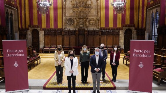 Pacte per Barcelona