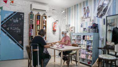 Ocupació, comerç, Barcelona, dones