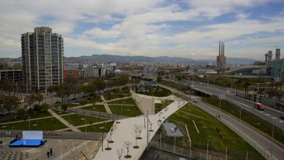 parc Campus Diagonal-Besòs