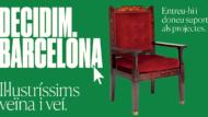 pressupostos participatius, decidim.barcelona, participació ciutadana, cadira