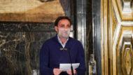César León, candidata a les Eleccions IMPD.