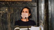 Marta Delgadillo, candidata a les Eleccions IMPD.