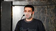 Miquel Serra, candidata a les Eleccions IMPD.
