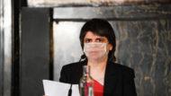 Raquel Olga Montllor, candidata a les Eleccions IMPD.