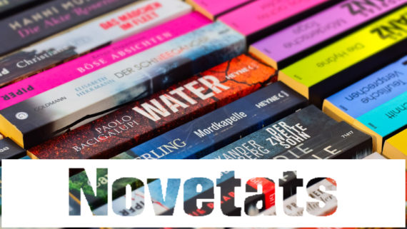 b804 novetats novel·la