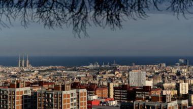 Vista des de Nou barris