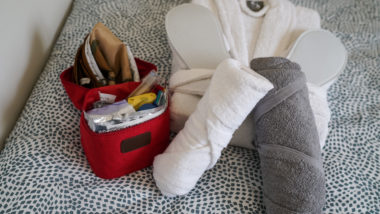CRI La Violeta, sensellarisme, equipament per a dones sensellar, kit higiènic