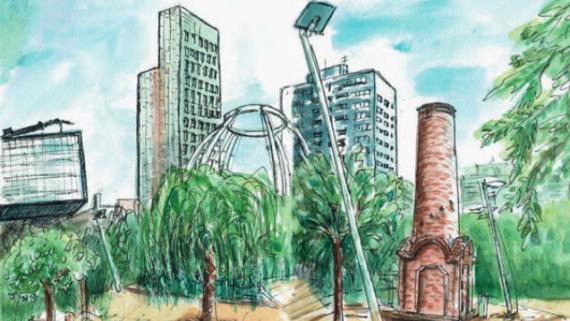 Dibuixant Barcelona - sant martí sketchers