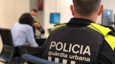 Oficina Conjunta Guàrdia Urbana Mossos