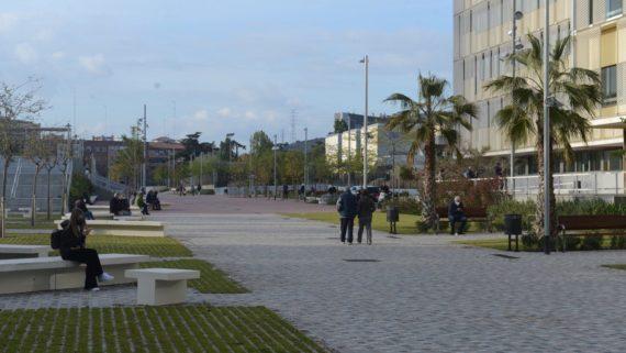 rambla Marta Mata, Sant Andreu