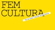 drets culturals, fem cultura, banner