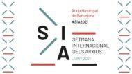 Cartel de la Semana Internacional de los Archivos