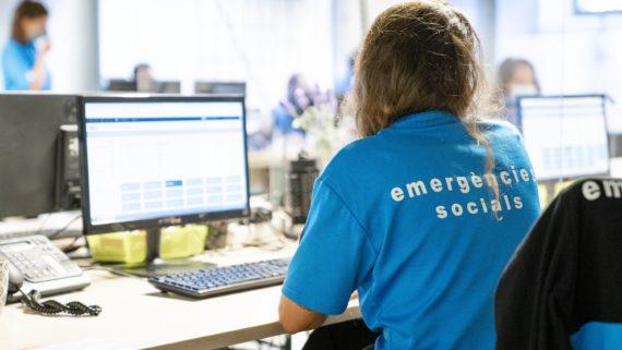 CUESB, Centre d'urgències i emergències socials de Barcelona, serveis socials, emergències socials