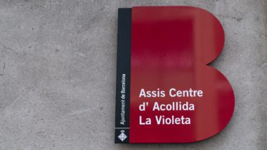 CRI La Violeta, La Violeta, Centre Residencial d'Inclusió, sensellarisme femení, dones