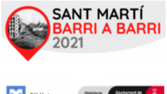 Sant Martí barrio a barrio