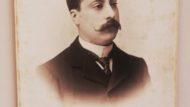 Retrato de Albert Bastardas Sampere, a los 27 años. (1898)
