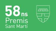 Baner 58ns Premis Sant Martí 2020