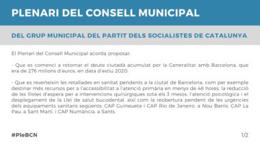 Proposicions Ple Maig 2021