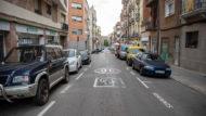 Pressupostos participatius - Eix verd carrer Muntanya