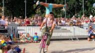 Cabaret de circ a Roquetes