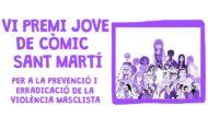 Premi Jove de Còmic de Sant Martí per a la prevenció i l'erradicació de la violència masclista