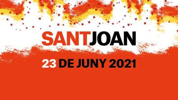 Bàner Sant Joan 2021