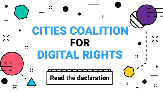 Coalición de Ciudades por los Derechos Digitales