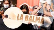 Entrega de claus de l'habitatge cooperatiu La Balma.
