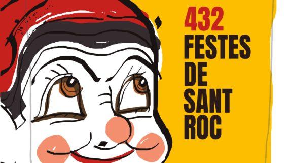 Cartell Festes de Sant Roc 2021