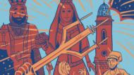 Cartell Festa Major les Corts 2021