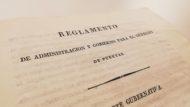 CCAM – 06.03/1K.II-C01.09: Reglament per l'Administració i Govern del Dret de Portes