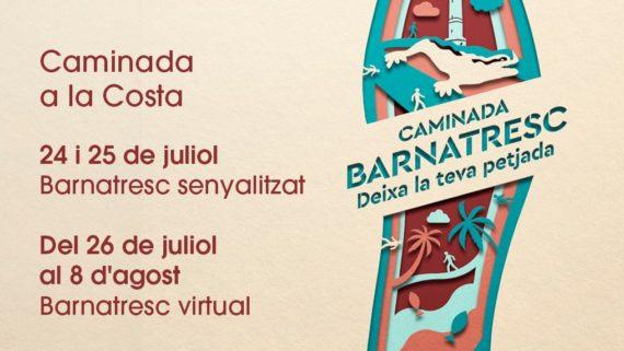 Caminada Barnatresc pel litoral barceloní