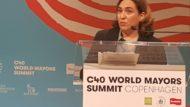 Ada Colau a la cimera d'alcaldes de 2019 de C40 Cities.