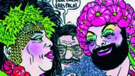 Vinyeta de l'àlbum 'Anarcoma 2' de Nazario