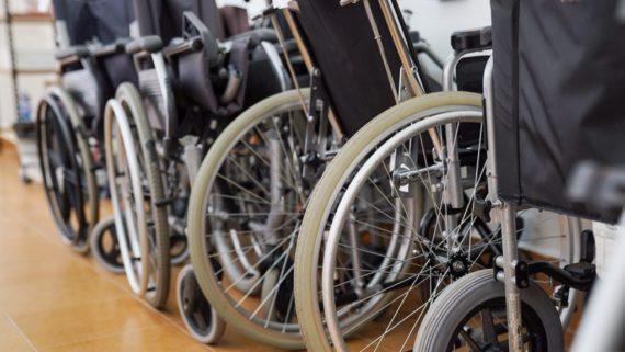 Cadires de rodes.