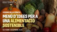 Menú d'idees per a una alimentació sostenible
