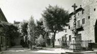 Imatge de l'hospital de la Santa Creu