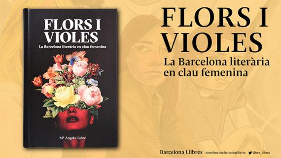 Imatge de la coberta del llibre 'Flors i violes'
