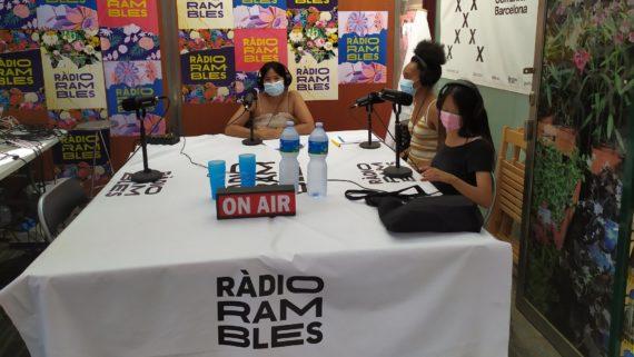 Ravalfonografies a Ràdio Rambles