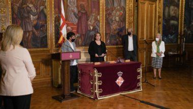 David Bondia, Ada Colau, sindicatura de greuges de Barcelona, síndic