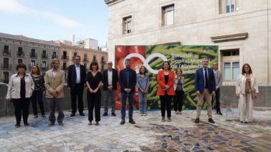 Setmana de l'Alimentació Sostenible, Collboni, Ada Colau, Álvaro Porro