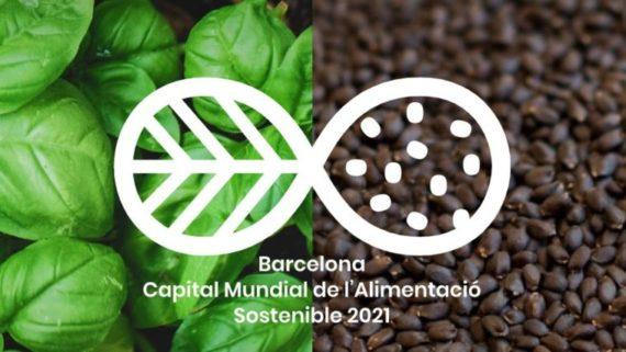 Bàner Capital Mundial de l'Alimentació Sostenible