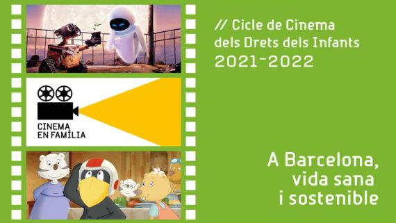 cicle de cinema dels drets dels infants 2021